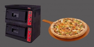 China Pasta Processing Machine High Quality Pizza Oven on sale