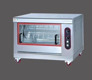 China Meat Processing Machine Electric and Gas Chicken Rotisserie on sale
