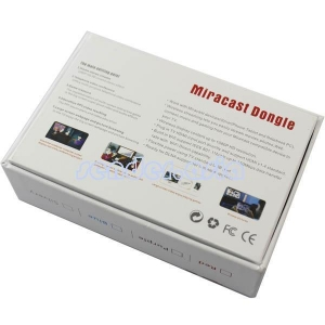 China Wifi Miracast HDMI Dongle Streaming Smart Stick For HDTV Streamer on sale