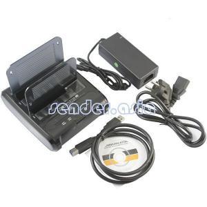 China 2x2.5/3.5 USB 3.0 Combo IDE SATA Super Speed HDD Hard Driver Docking Station on sale