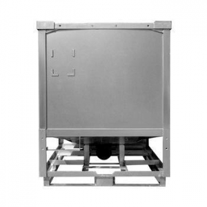 China Hot sale 1000L galvanized PE liquid stainless steel bulk tank on sale