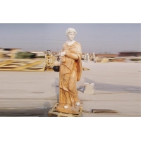 China Marble sculpture modern garden sculpture hot sale on sale