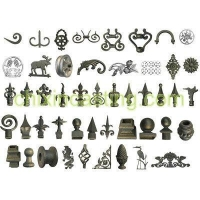 China Construction Casting ornamental parts casting on sale