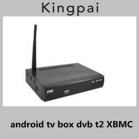 1080p android tv box dvb t2 set top box XBMC Aml8726-MX