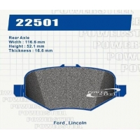 Suspension Part  D1612 For FORD, LINCOLN