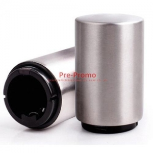 China Automatic round magnet bottle opener on sale