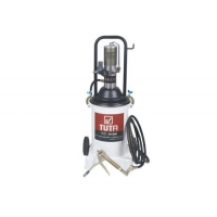 China 13L,movable,full set air operated automatic grease Lubricator NC-201H on sale