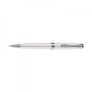 China Diplomat - Mechanical Pencil - Exc. A White Pearl - 0.7mm on sale