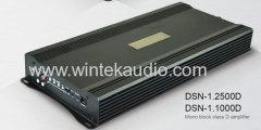 China Amplifiers signal processors Mono block Class D subwoofer Amplifer on sale