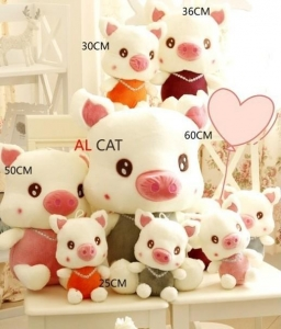 China Manufacturers supply super adorable little doll cute pig on sale