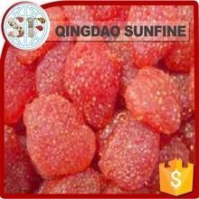 China Dried strawberries in syrup dried strawberry with sugar on sale