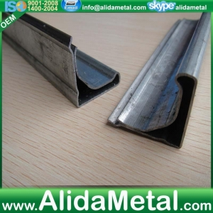 China Galvanized/Stainless steel flanges for TDC air conditioning duct on sale