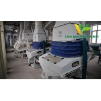 Corn Grits, Flour and Germ Extraction Line (Dry Method)