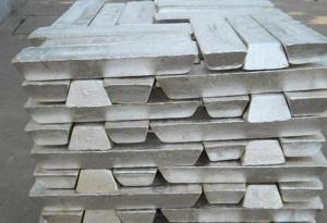 China Magnesium Ingot Product name: High-purity Magnesium Ingot on sale