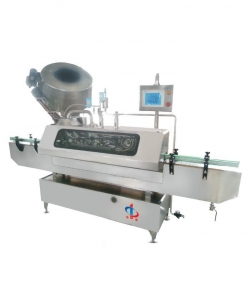 China FDB Three (four) capping Vacuum Capping Machine on sale