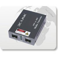 SFP to SFP media converter( 3C-SFP-SFP-1R)3C-SFP-SFP-1R