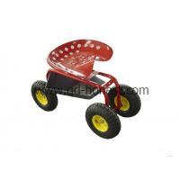North America Zone Qingdao Honest Machine Co., Ltd. Rolling Work Seat with Tool Tray TC4501