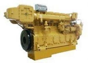 China Diesel generator set 6 in-line diesel engine on sale