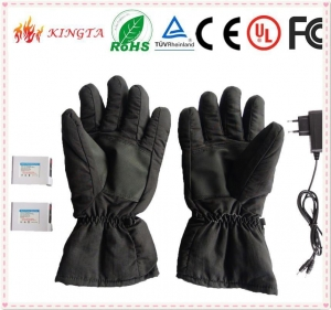 China Heated Gloves Battery Ski Electric Gloves on sale