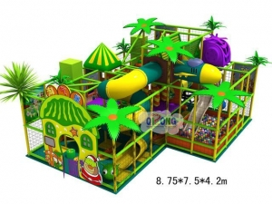 China Indoor Playground Child Indoor Soft Playground Equipment on sale