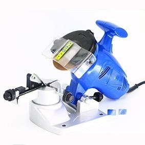 China Electric Chain Saw Sharpener 180W ETL 120V Aluminium Base Grinder Chain Saw Shar on sale