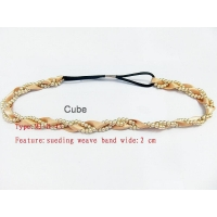 China Hairbands/Hairpin CM009 Combination of pearls and ribbon hair band on sale