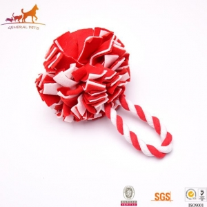 China Cotton Rope Dog Toy on sale