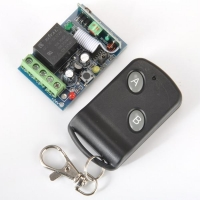 DC12V 1CH Learning code RF wireless remote control switch