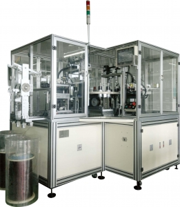 China Integrated automatic winding machine of solenoid coil on sale