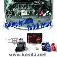 China Racing Ignition Switch Panel Engine Start Button on sale