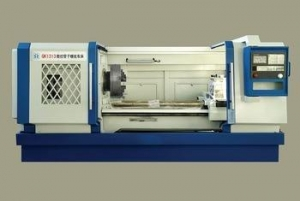 China QK1313 Pipe Thread Lathe For Oil Pipe on sale