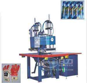 China HR-10KWTA double pneumatic foot-high frequency welding machine on sale