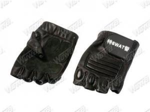 China SWAT Equipment SWAT Tactical Half-finger Gloves on sale