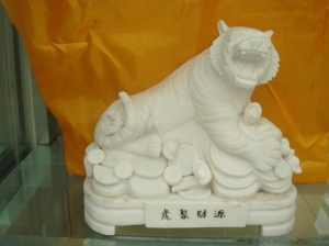 China White marble sculpture White marble sculpture of JX-006 on sale