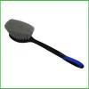 China Round Wheel Tire Soft Bristle Car Wash Brush for sale