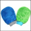 China Car Wash Microfiber Gloves Wholesale for sale