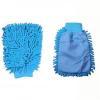 China Single-Side Microfiber Car Wash Gloves for sale
