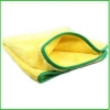 China Two Side Microfiber Car Wash Towel for sale