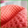 China Microfiber Waffle Weave Drying Towel for sale