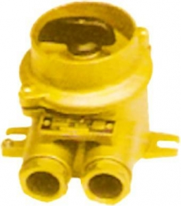 China Marine connector series Marine 10A brass switch on sale