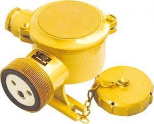 China Marine connector series Marine 10A brass plug and socket on sale