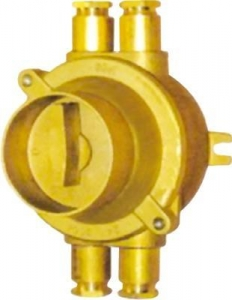 China Marine connector series Marine 32A brass switch on sale