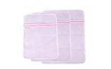 China Nylon Fabric Material and Zipper Style Delicates Mesh Laundry Bag on sale