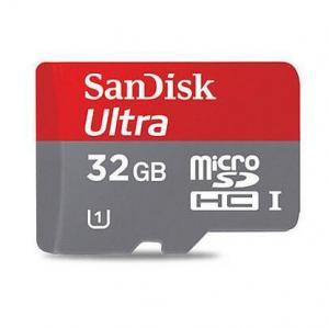 China Sandisk Brand SanDisk Ultra MicroSD Card 32G on sale