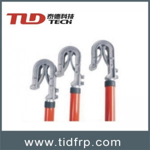 China Insulating Poles High voltage Temporary Earthing sets on sale