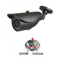1/3 Sony Ccd 700tvl Bullet Camera Zoom Camera With 42pcs IR LED
