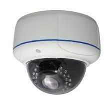 China Varifocal 1.3MP Full HD AHD Camera With Vandal Proof Housing on sale
