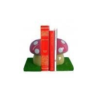 China Glossy Mushroom Bookend on sale