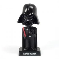 China Custom made bobbleheads darth vader on sale