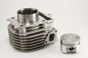 China Motorcycle Engine Cylinders YAMAHA 4CW1/CYGNUS R125 CYLINDER/ MBK FLAME 125 on sale